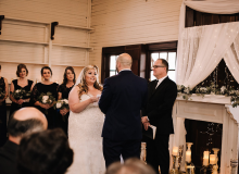 Ceremony in Country Store