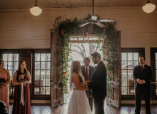 Country Store Ceremony